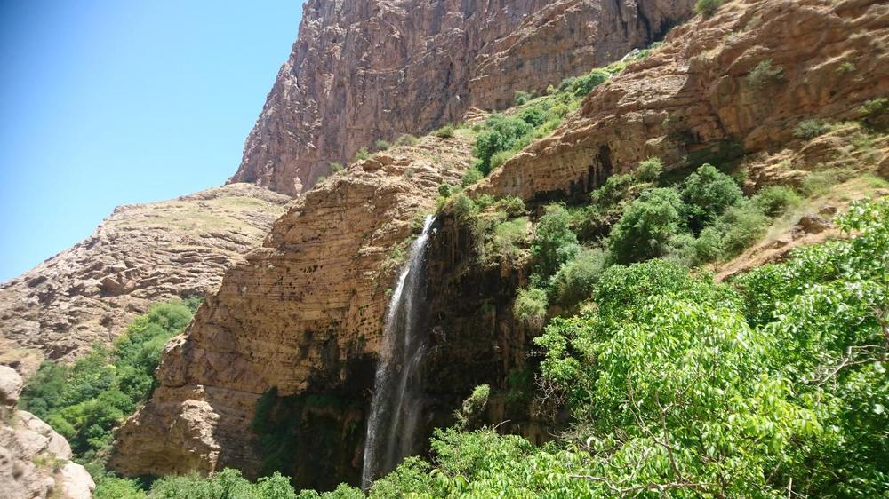 آبشار دوم اخلمد