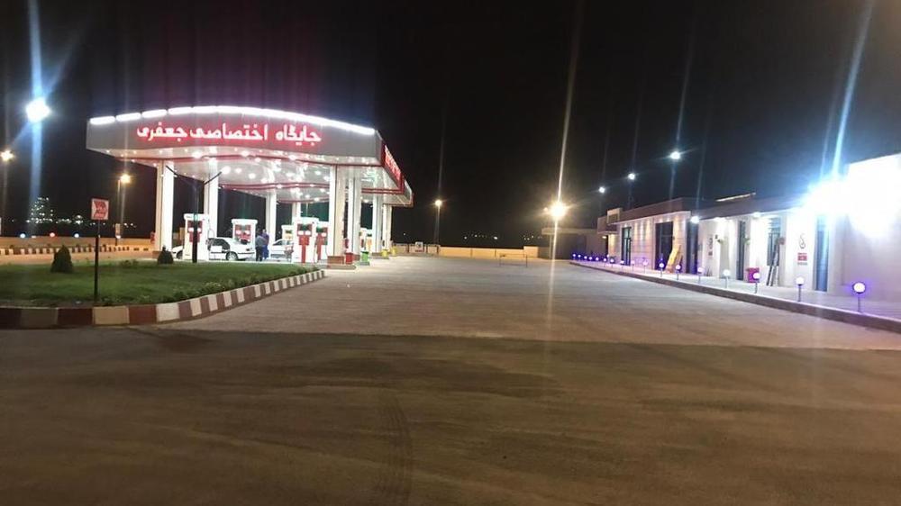 پمپ بنزین و گازوئیل