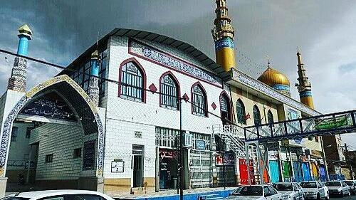 مسجد جامع مصلی نماز جمعه