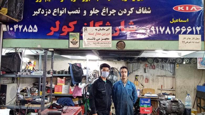 خدمات برق وباطری خودرو برادران زارع