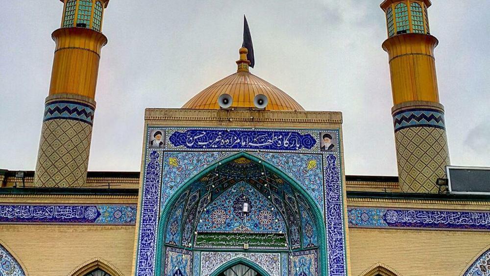 امامزاده غریب حسن