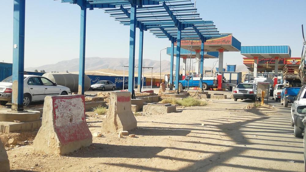 پمپ گاز CNG پارس ( دومنظوره)