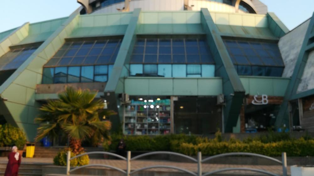 مجتمع تجاری نمایشگاهی کاسپین