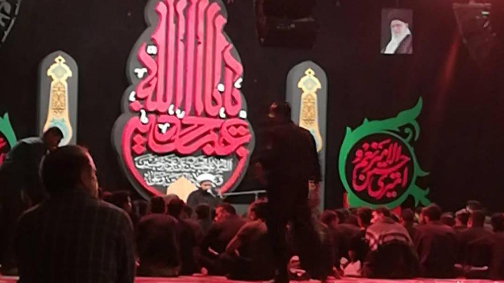 حسینیه شهدای بسیج