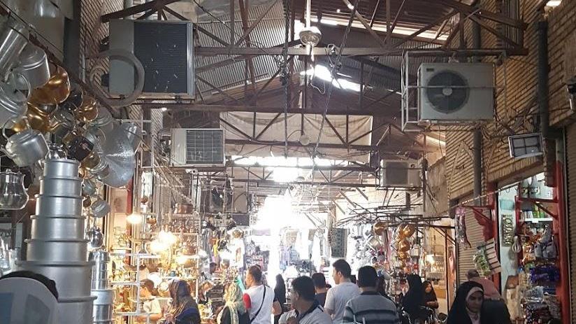 بازار کهنه دزفول