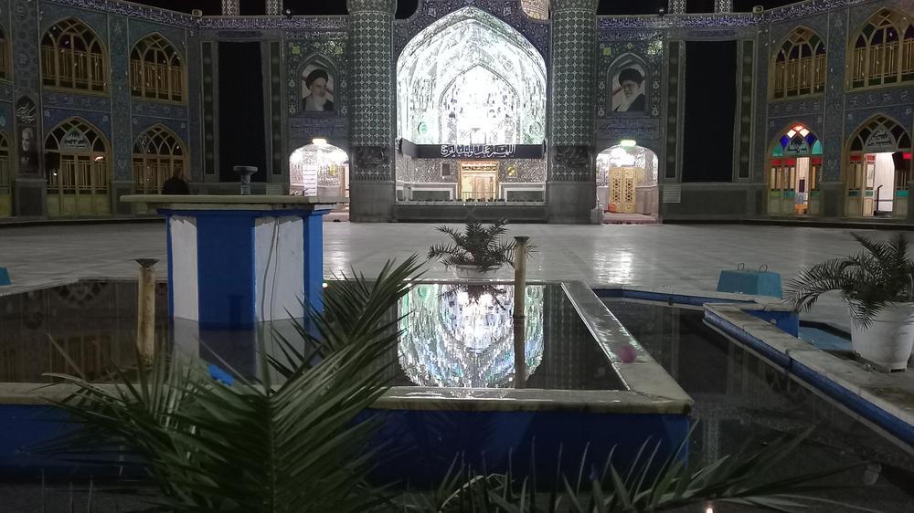 آستان مقدس امامزاده محمد هلال بن علی (ع)