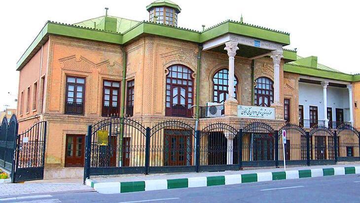 موزه باستان شناسی زنجان