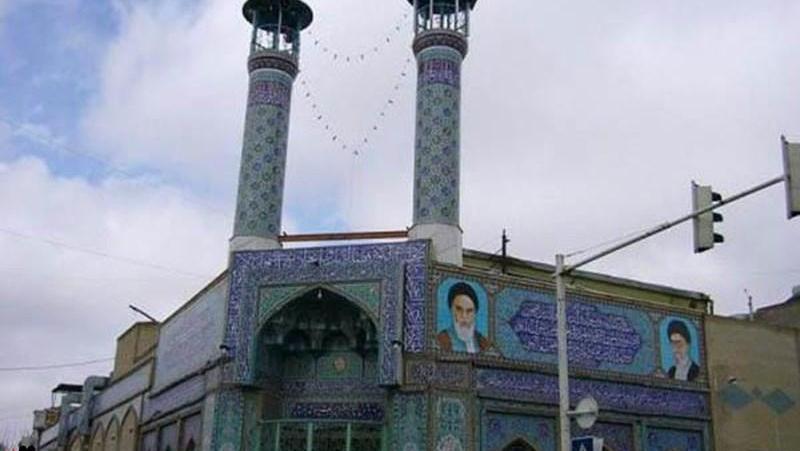 مسجد جامع نجف آباد