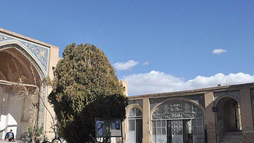 مسجد تاریخی نصیر