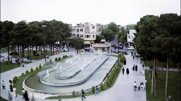 باغ ملی نجفآباد